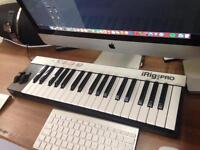 IRig Keys Pro (midi keyboard)