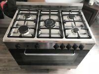 Baumatic 5 ring range cooker