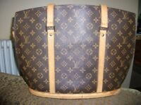 GENUINE Louis Vuitton large tote bag. VGC