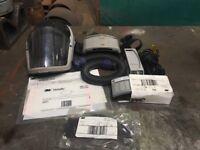 3M Versaflo m-300 faceshielf &airfed pack