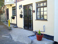Whitby Stables Cottage - Pet friendly sef catering, ideal for couples but with sofabed for 2 more