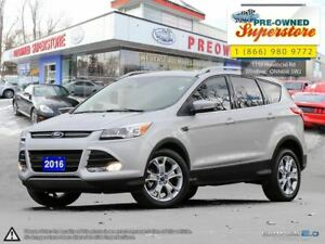 2016 Ford Escape Titanium>>>leather, Sunroof, NAV<<<