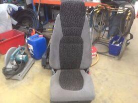 DAF LF45 driver's lorry seat