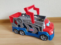 Mega Bloks Tiny 'n Tuff Transport Truck Toy Big Car