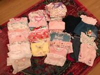 Baby clothes and shoes, 0-3 months