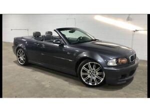 2003 BMW M3 CONVERTIBLE!