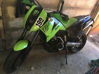 Ktm 640 Duke2 Supermoto