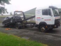 24HR Breakdown Recovery Service - Grantham - 60 Mile Radius