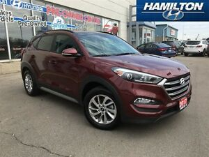 2017 Hyundai Tucson | SE | AWD | LEATHER | PANO ROOF | BACK UP C