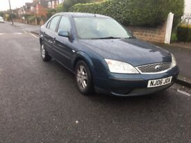 FORD MONDEO 2.0 TDCi LX, 5 DOOR, 2006 REG... MOT'd.. NEEDS STARTER MOTOR and TENSIONER..!! CHEAP FIX