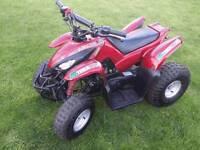 Kid Apache quad bike