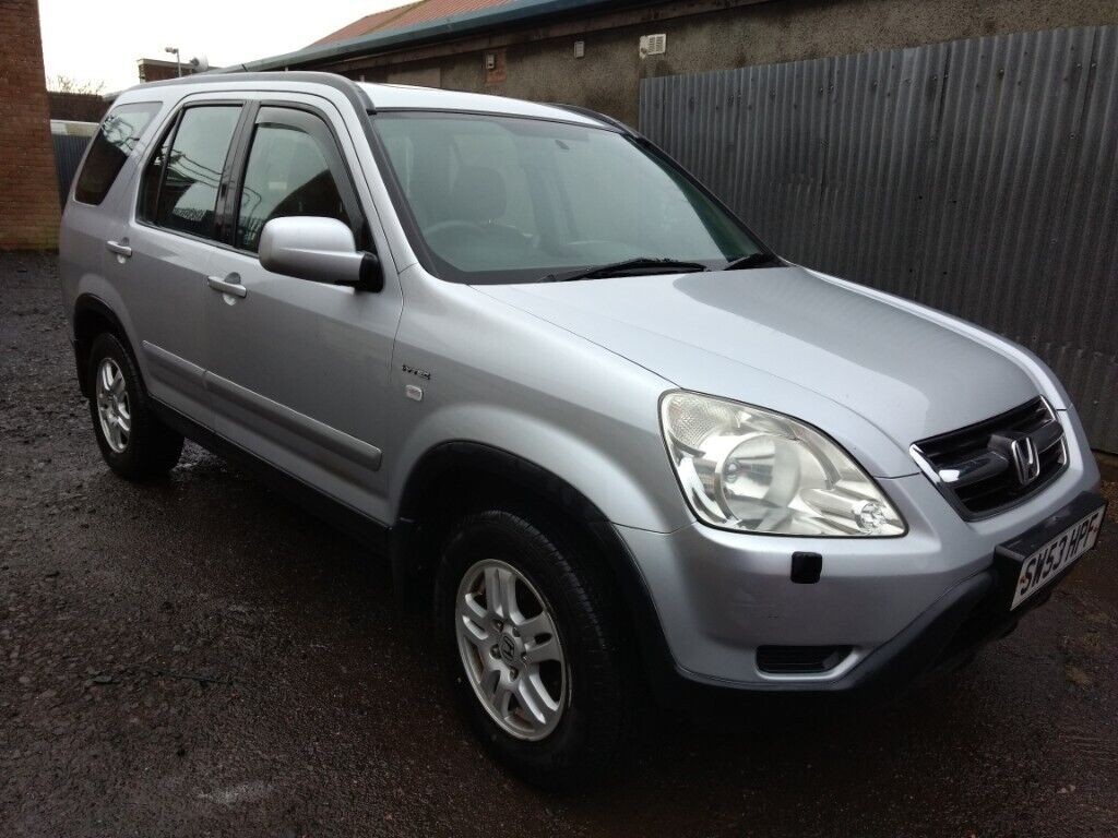 HONDA CR-V 4X4 Automatic 2004   in Anstruther, Fife   Gumtree