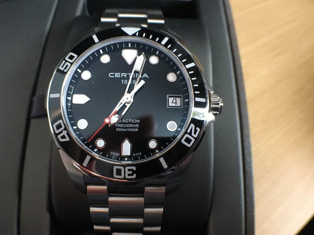 Certina Ds Action Precidrive In Margate Kent Gumtree