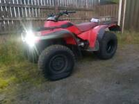 Honda big red 4x4
