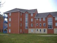 City Quay, Otterspool L3 - Two bed furnished apartment, parking, gated development