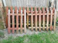 Free fence or firewood