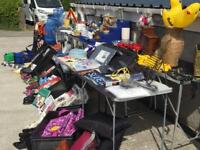 Job LOT Car Boot Items, Anglesey