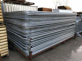 💫Used Heras Fencing * Set Of 50