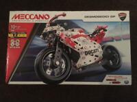 Meccano Ducati Moro GP Bike