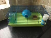 Used Savic Hamster Cage