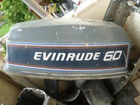 EVINRUDE 60 HP