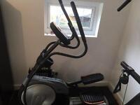 Nordic track 9.5 Elliptical cross trainer £250