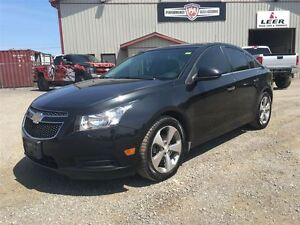 2011 Chevrolet Cruze LTZ TURBO LOADED LEATHER MOON ROOF