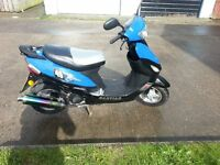Baotain 49cc Scooter £350