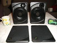 GOODMANS ARENA HF Hi-Fi SPEAKERS.