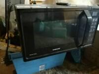 Samsung Large Microwave