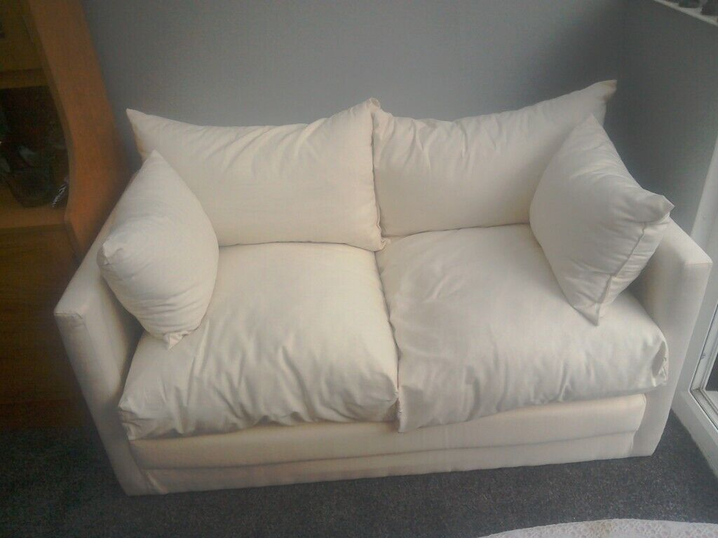 Fabulous For Sale Small Double Sofabed In Rochford Essex Gumtree Evergreenethics Interior Chair Design Evergreenethicsorg