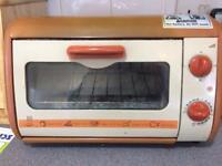 Braiser oven & toaster grill