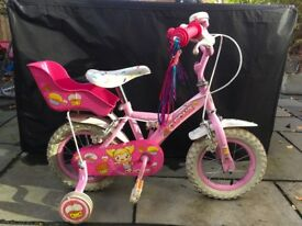 "Apollo Cupcake Kids 12"" Bike"