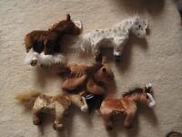 Ty Beanie Baby Horses