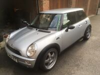 Mini Cooper 2002, Tastefully Modified