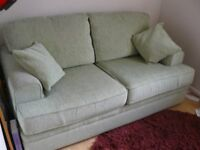 Sofabed Light Green