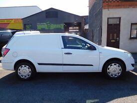 NO VAT! Vauxhall Astra van 1.3 CDTi Club 3 door 16v 07 plate (15)