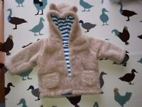 Baby Boden coat, for age 6 to 12 months