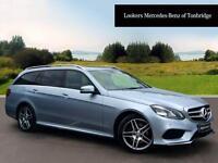 Mercedes-Benz E Class E220 BLUETEC AMG LINE (silver) 2015-03-20