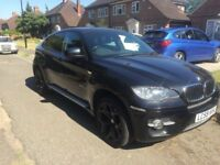 BMW X6 2010 / AUTOMATIC / DIESEL / 3.0 / FULL BMW MAIN DEALER & SPECIALIST SERVICE HISTORY / £13,995
