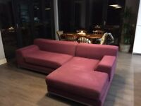 3 seater sofa chaise