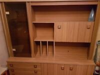 Sideboard/display unit