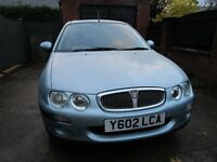 Rover 25 IL 16V Petrol 1.4 3 dr hatchback. 2001 Full mot and recently serviced. Very good condition
