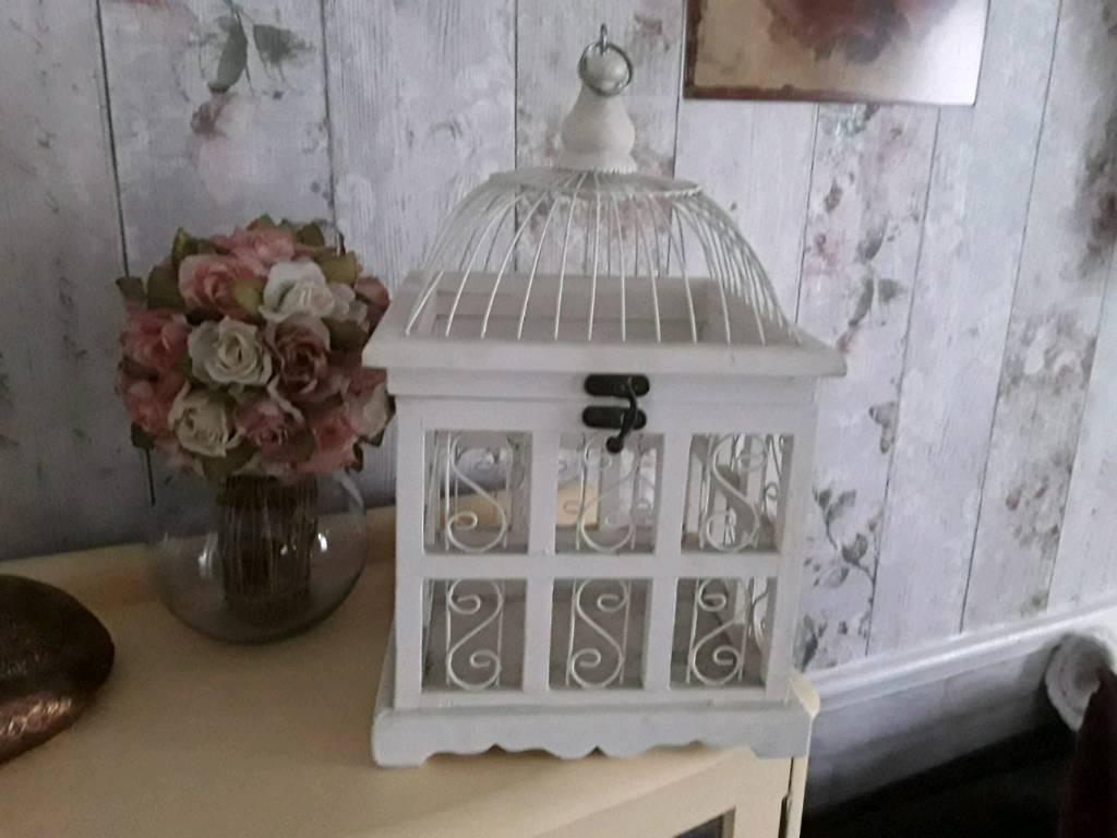 Vintage wooden bird cage | in Normanton, West Yorkshire | Gumtree
