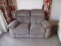 TWO SEATER ELECTRIC SOFA