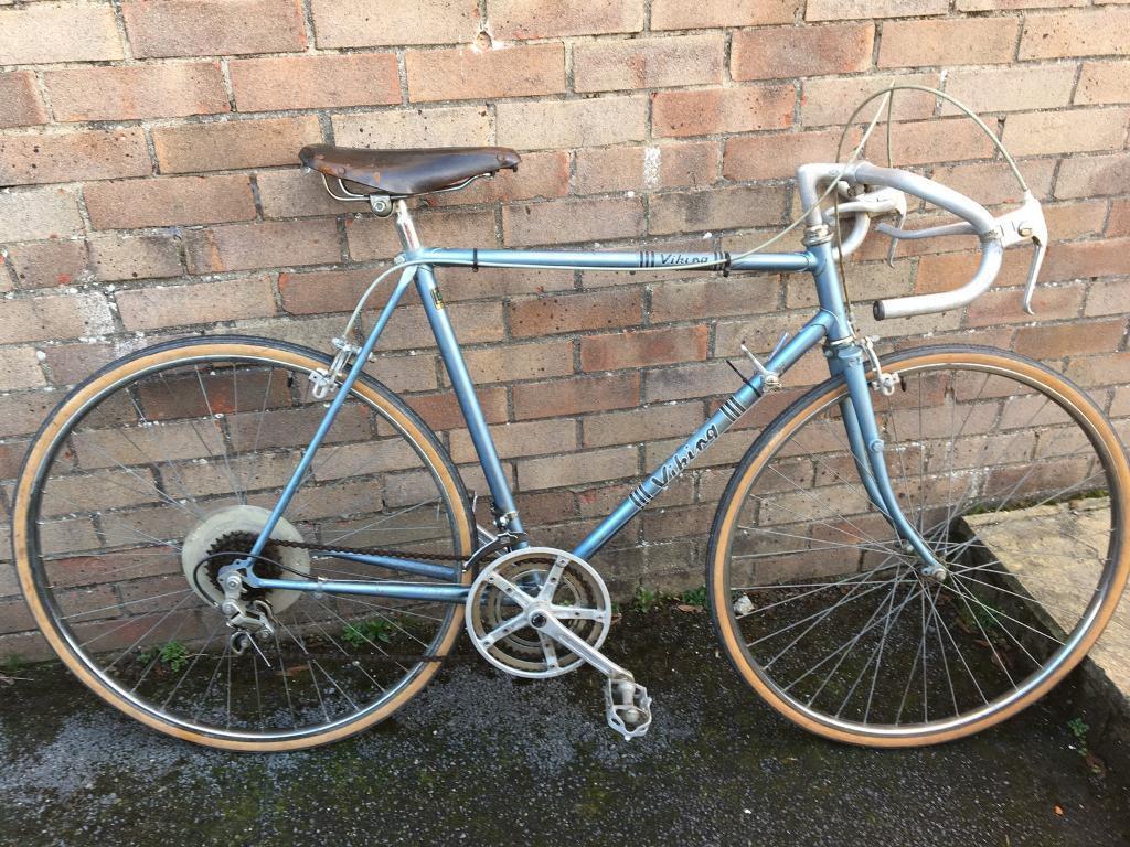 b713eb88e Vintage man s Viking road bike- Reynolds 531 frame