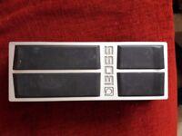 Boss FV500L Volume Pedal