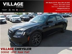 2016 Chrysler 300 S|AWD|LEATHER|SUNROOF|NAV|REMOTE|BEATS