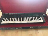 Yamaha DX27 Vintage Synthesizer including hard case