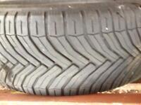 Tyres x2 195 60 15
